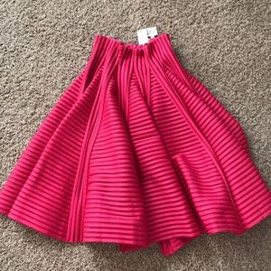 Authentic Maje party skirt